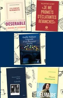 Quand les artistes et les personnages de l'Histoire inspirent les auteurs de la rentrée littéraire