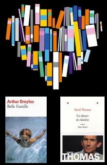 Prix Orange du Livre et après ? Arthur Dreyfus en 2012 et David Thomas en 2011