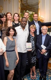 Retour sur la soirée de remise du Prix Orange du Livre 2017