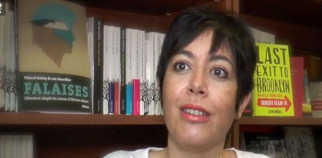 Rentrée littéraire : Autour d'un verre avec Valérie Zenatti