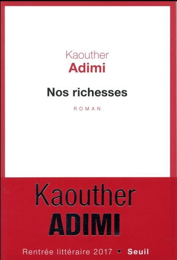 """""""Nos richesses"""" de Kaouther Adimi, l'histoire d'une librairie pas comme les autres"""