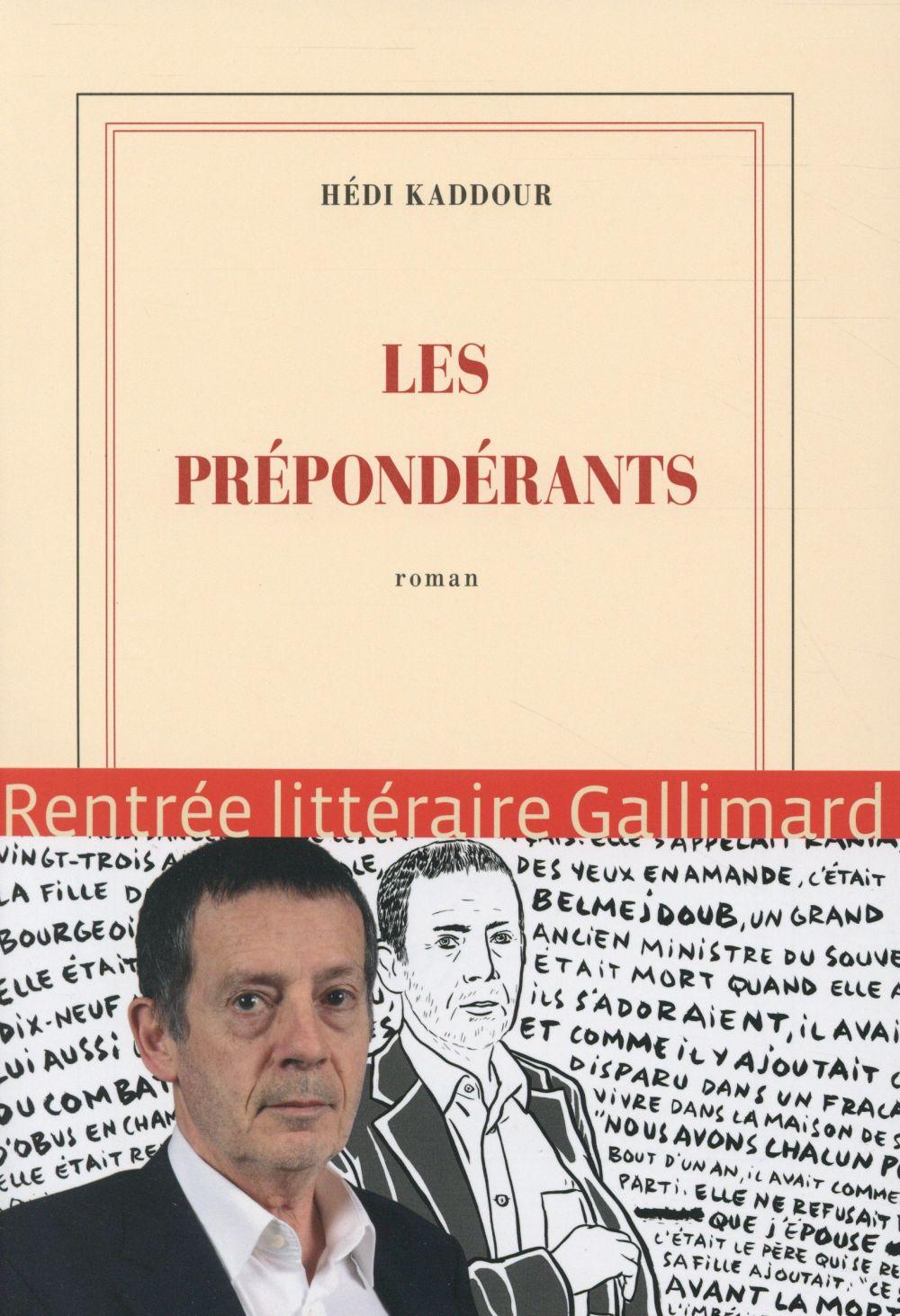 """La #Critique Pour/Contre des Explorateurs : """"Les Prépondérants"""" de Hédi Kaddour"""