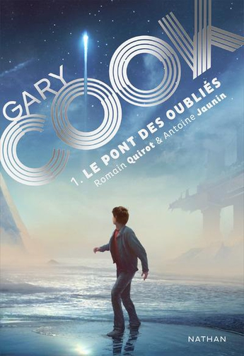 Gary Cook : la saga romanesque qui vole ses meilleures idées au cinéma