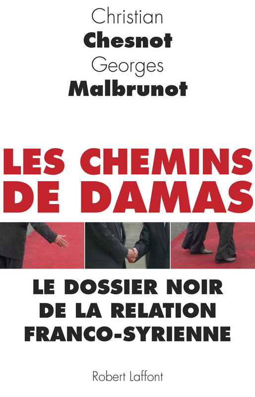 Autour d'un sujet avec Georges Malbrunot
