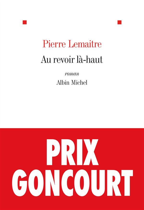 """Interview de Pierre Lemaître, Prix Goncourt 2013 pour """"Au revoir là-haut"""""""