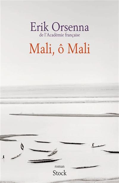"""Rencontre avec Erik Orsenna à propos de son roman """"Mali, Ô Mali"""""""
