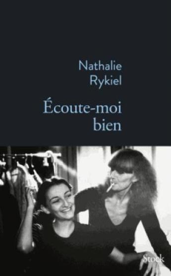 """Lectrice du mois de mai, Nath a lu """"Ecoute-moi bien"""" de Nathalie Rykiel"""