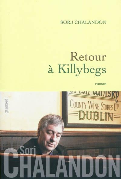 """Interview de Sorj Chalandon à propos de son dernier roman """"Retour à Killybegs"""""""