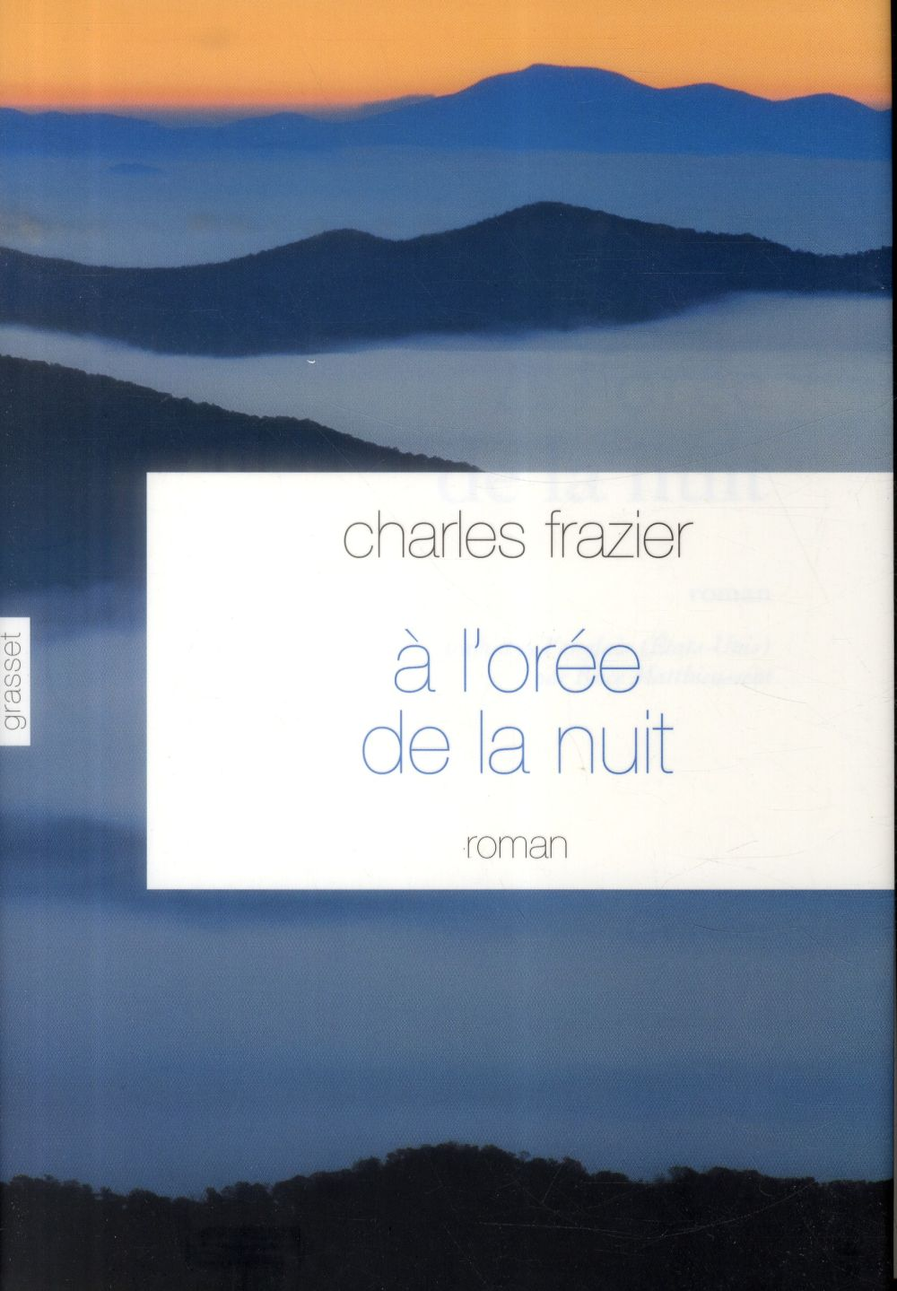 """Evelyne-Patricia, lectrice du mois, a lu """"À l'orée de la nuit"""" de Charles Frazier"""