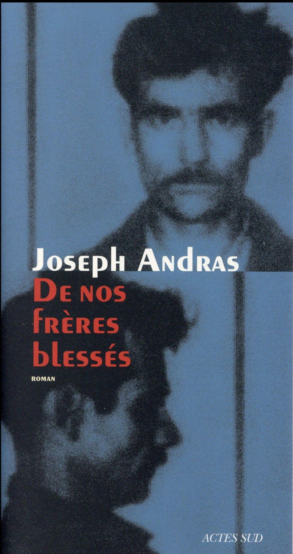 "[Club des Explorateurs] #64 : ""De nos frères blessés"" de Joseph Andras (actes Sud)"