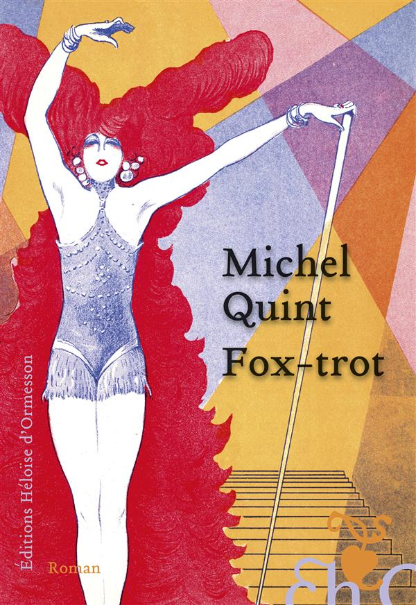 """#Interview Michel Quint nous parle de son dernier roman """"Fox-trot"""""""