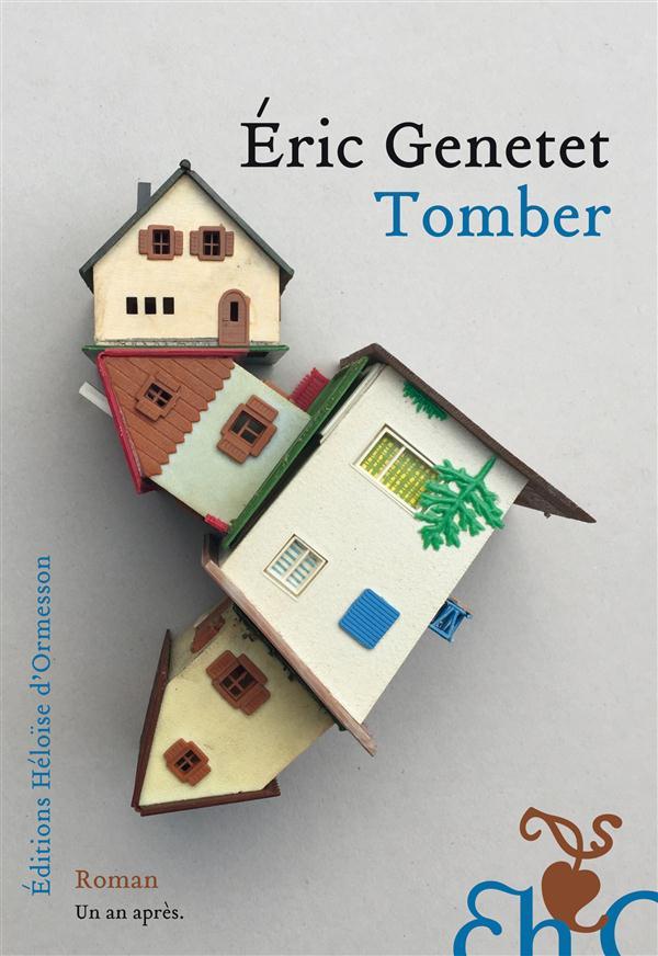 "Lectrice du mois, en juin, Nicole a lu ""Tomber"" d'Eric Genetet"