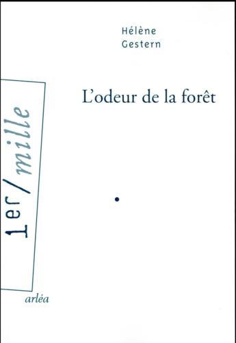 """Lecteur du mois de novembre, Christophe nous parle avec passion de livres et de """"L'odeur de la Forêt """""""