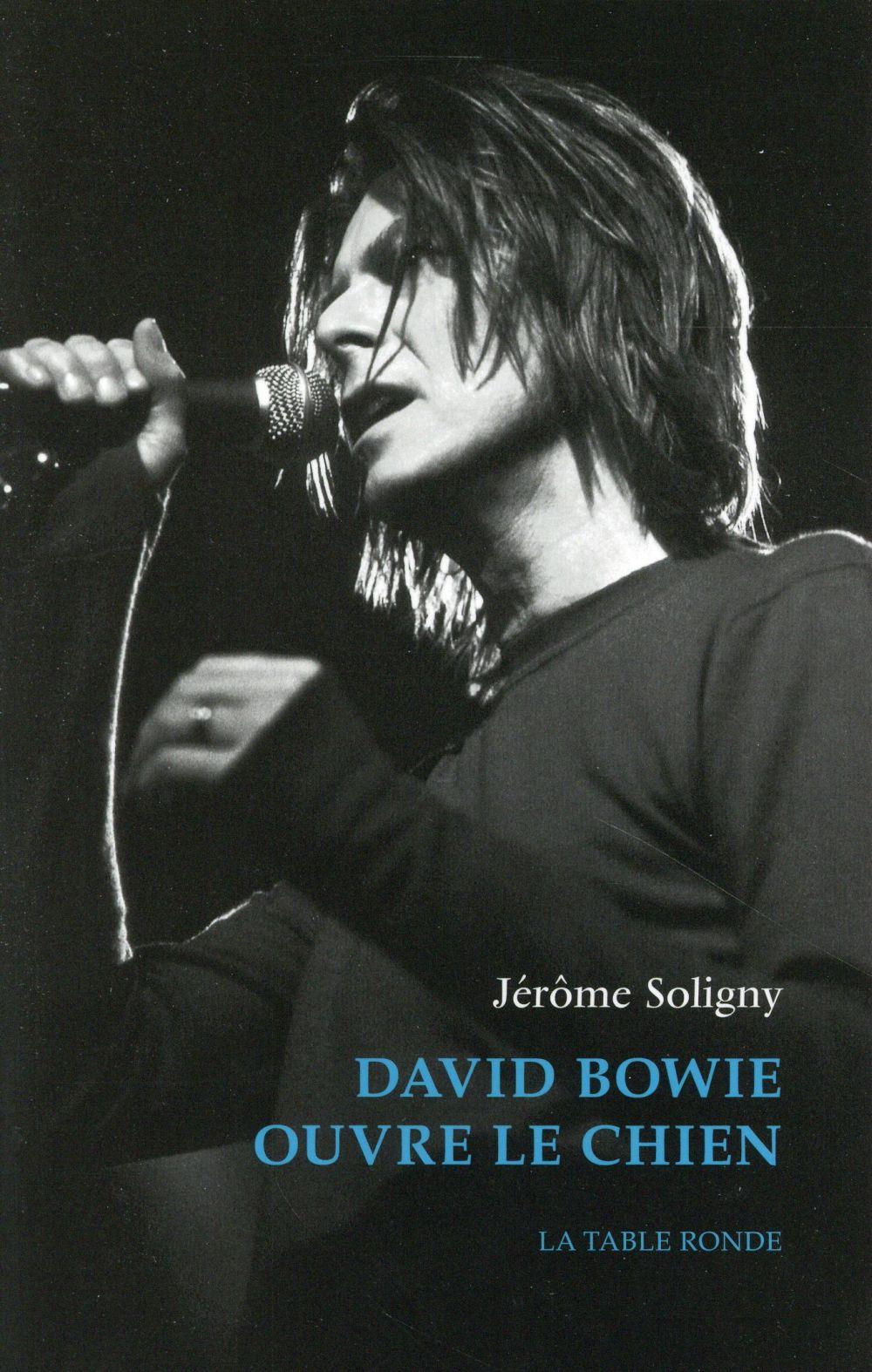 Retour sur un article :  Autour de Bowie avec Jérôme Soligny