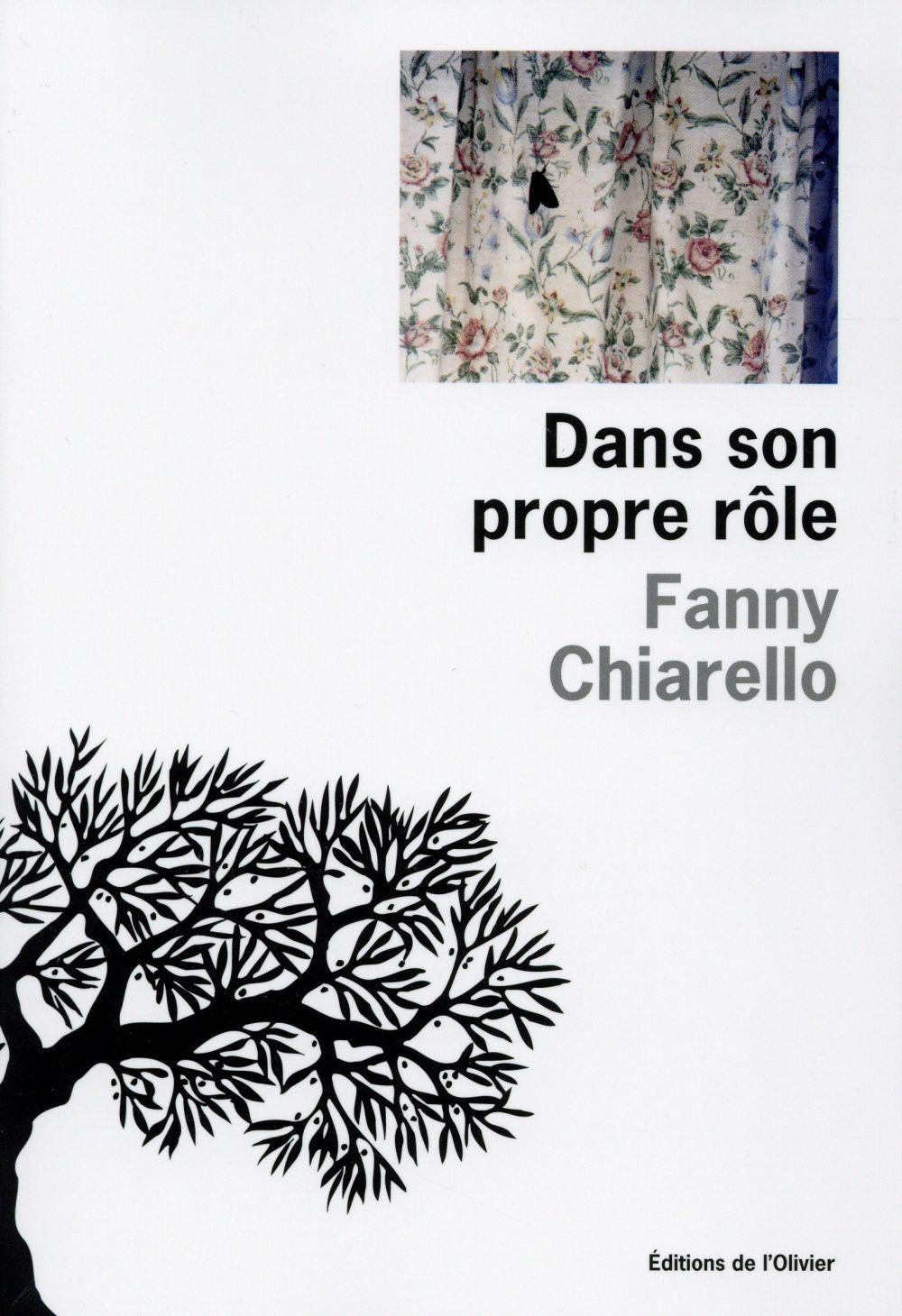 """La chronique #5 du Club des Explorateurs : """"Dans son propre rôle"""" de Fanny Chiarello"""