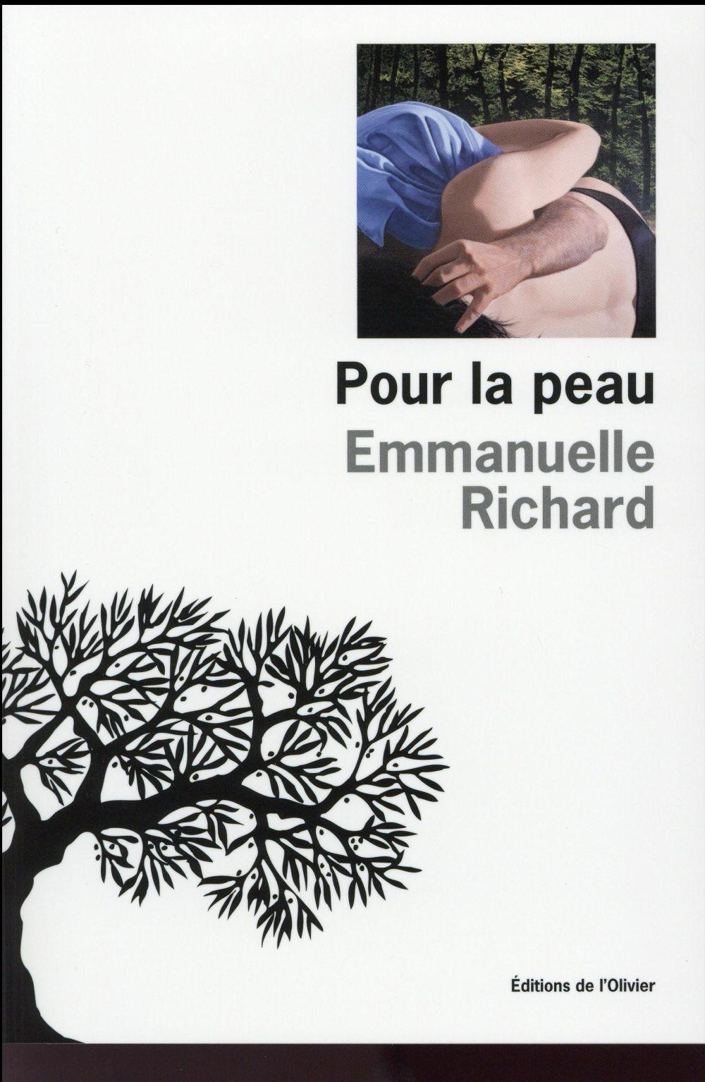 """#Chronique : """"Pour la peau"""" d'Emmanuelle Richard"""