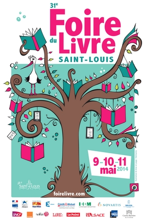 Lecteurs.com, partenaire de la Foire du Livre de Saint-Louis