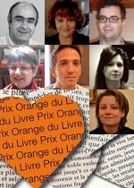 Les internautes membres du jury du Prix Orange du Livre 2014 se dévoilent...