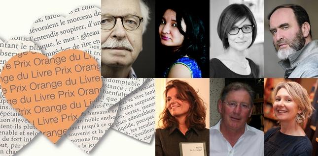 Qui sont les membres du jury de la 7e édition du Prix Orange du Livre ?