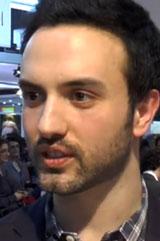 """Sébastien Bizet, """"Reporter d'un jour"""" au Salon du Livre de Paris"""