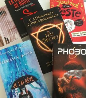 Explo'Book revient, choisissez, recevez, lisez, donnez votre avis !