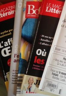 Edouard Louis : l'empoignade et le procès, Philippe Sollers : le tacle à Laurent Binet, Elena Ferrante : mystérieuse envoûtante