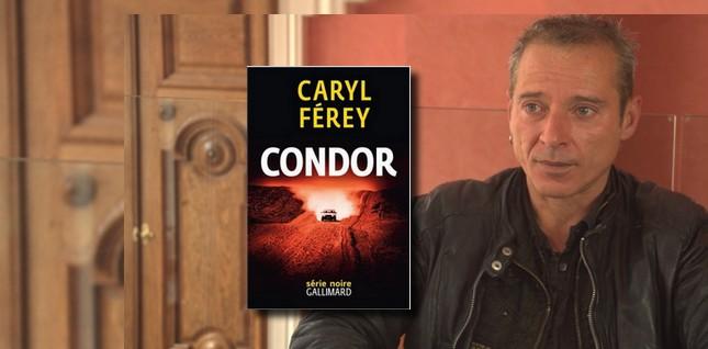 Anthony rencontre Caryl Férey pour une Conversation privilégiée