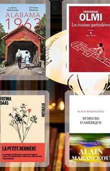 Les 10 livres coups de cœur des lecteurs - septembre 2020