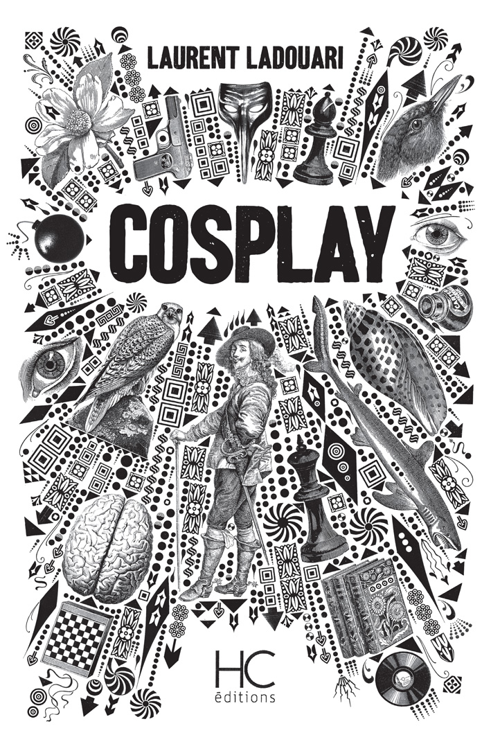 Cosplay de Laurent Ladouari