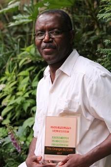 Louis-Philippe Dalembert, lauréat du Prix Orange du Livre 2017