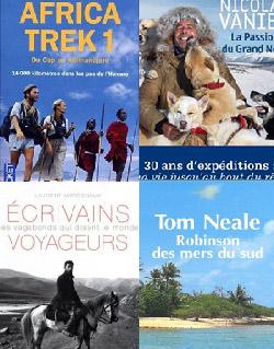 Bibliothèque thématique : Etre écrivain voyageur d'aujourd'hui