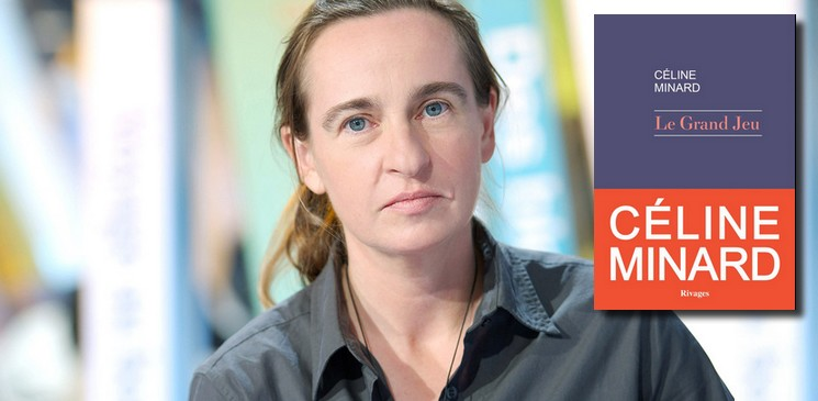 """La riposte de Céline Minard aux lecteurs de son roman  """"Le grand jeu"""""""