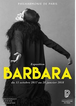 Le texte s'expose : Barbara, tête d'affiche de la Philharmonie