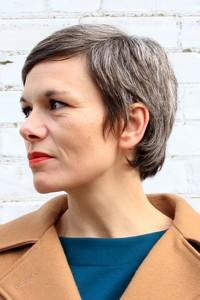 """Fanny Chiarello, lauréate du Prix Orange du Livre 2015 pour son roman """"Dans son propre rôle"""""""