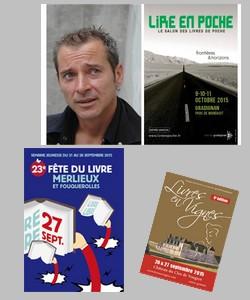 #Reportage : nos lecteurs participent aux salons littéraires