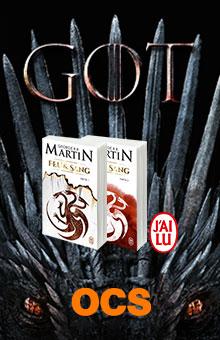 """On aime, on vous fait gagner les 2 tomes de """"Feu & Sang"""", de George R. R. Martin"""