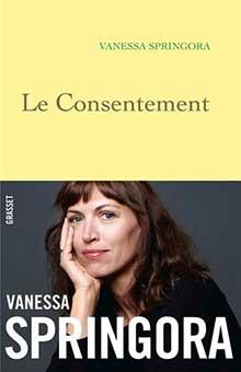 """Nous avons des exemplaires du livre """"Le Consentement"""" à vous offrir"""