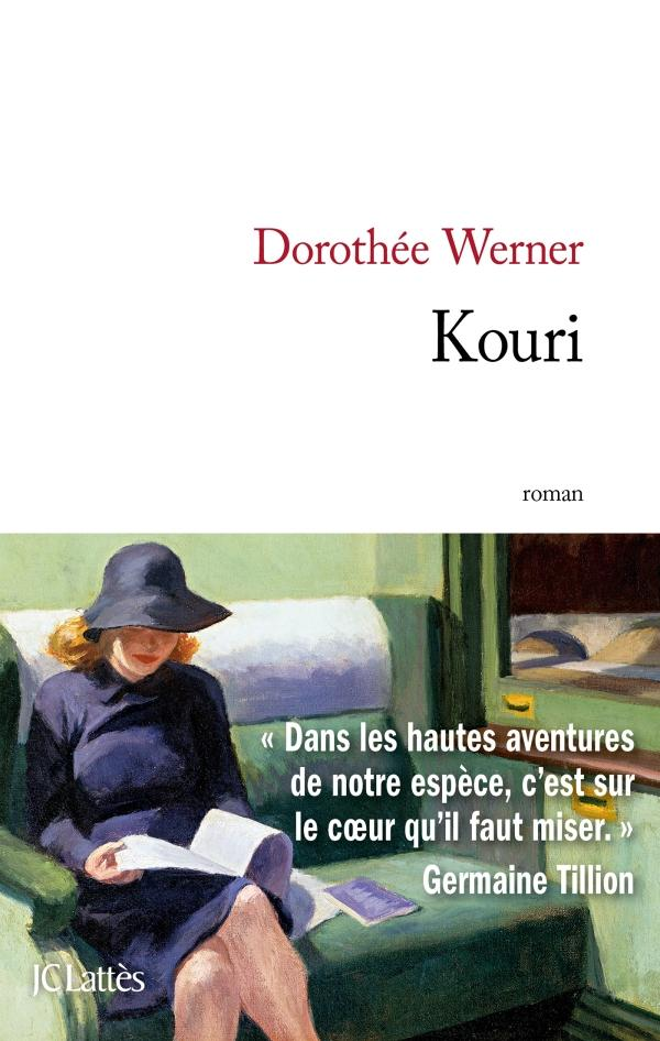 """""""Kouri"""" de Dorothée Werner - la chronique #38 du Club des Explorateurs"""