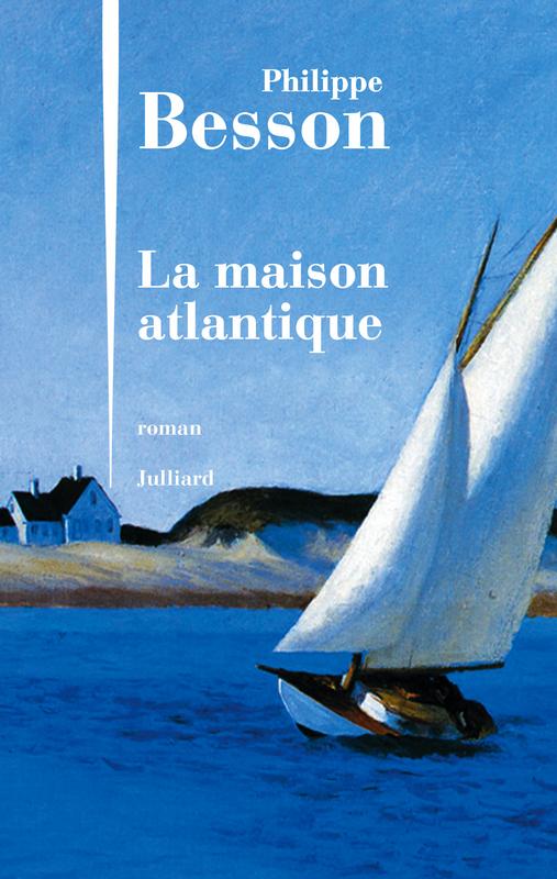"""Autour d'un verre avec Philippe Besson à propos de son roman """"La maison atlantique"""""""