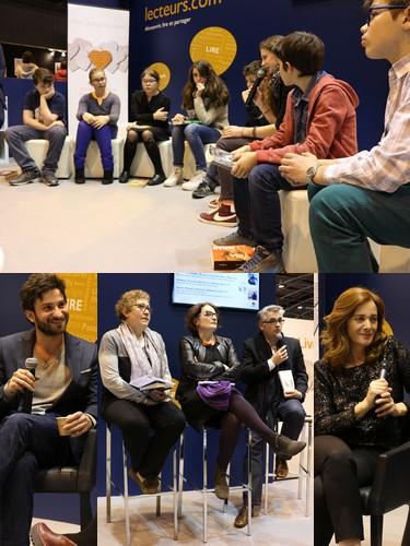 Salon du livre de Paris 2015 : retour sur la journée du dimanche 22 mars