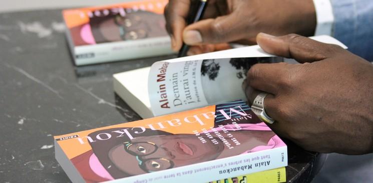 A la rencontre d'Alain Mabanckou