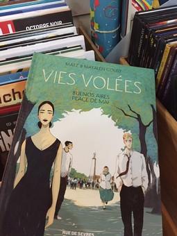 Ma Librairie est à Angoulême, capitale de la Bande Dessinée. Les 5 titres qu'il faut lire !