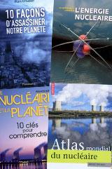 Energie contre Nature? Des ouvrages pour comprendre...
