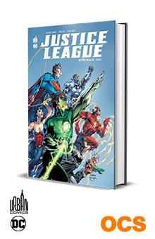 On aime, on vous fait gagner le Tome 1 de l'Intégrale « Justice League »