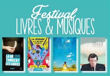 #Participez au prix des Ados du festival Livres & Musiques de Deauville