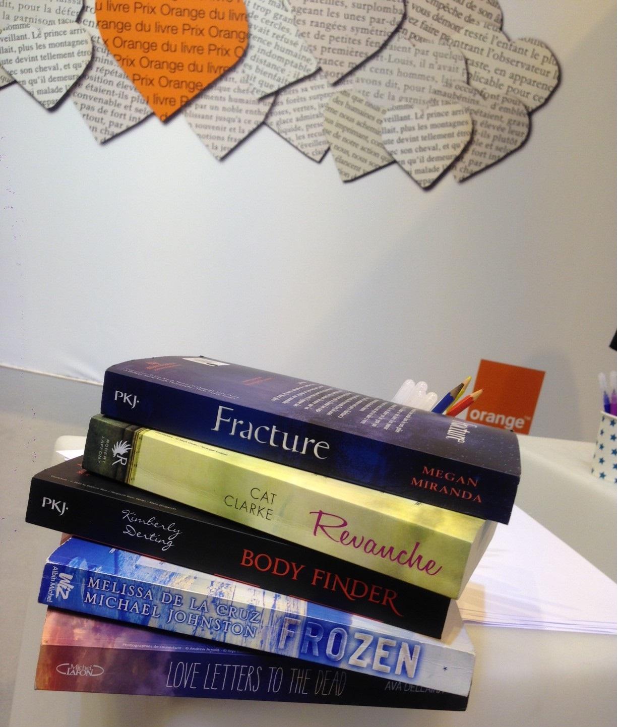 Encore des rencontres passionnantes au Salon du livre de Paris