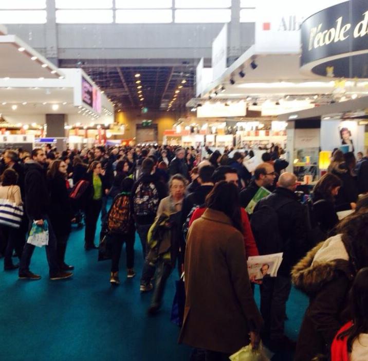 Salon du livre de Paris : Que s'est-il passé vendredi 20 mars ?