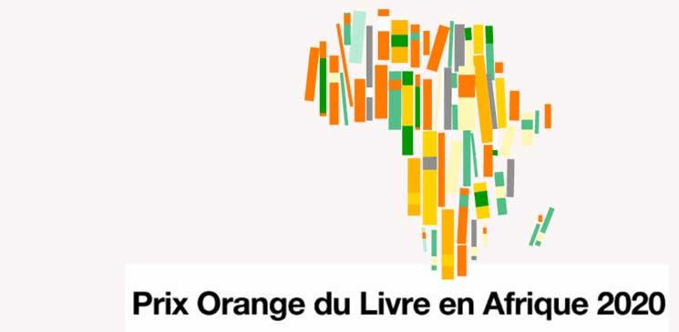 Les 6 finalistes du Prix Orange du Livre en Afrique 2020 sont enfin dévoilés !