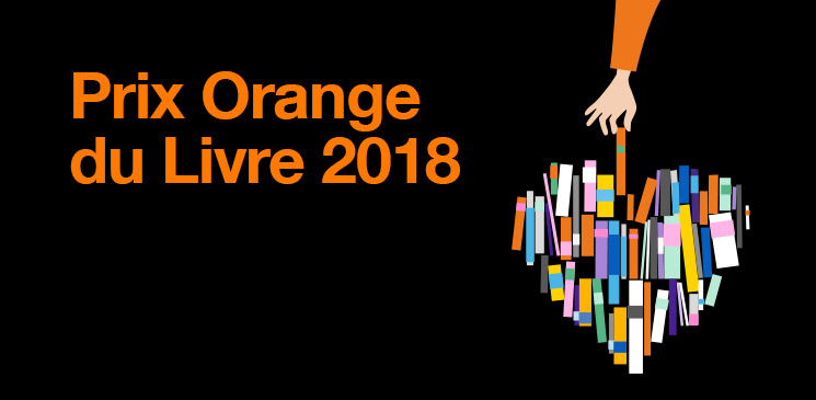 Prix Orange du Livre 2018 - à l'attention des éditeurs