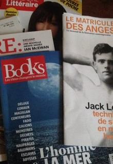 "Jack London nu, Despentes ""non écrivain"", Finkielkraut ""non philosophe"""